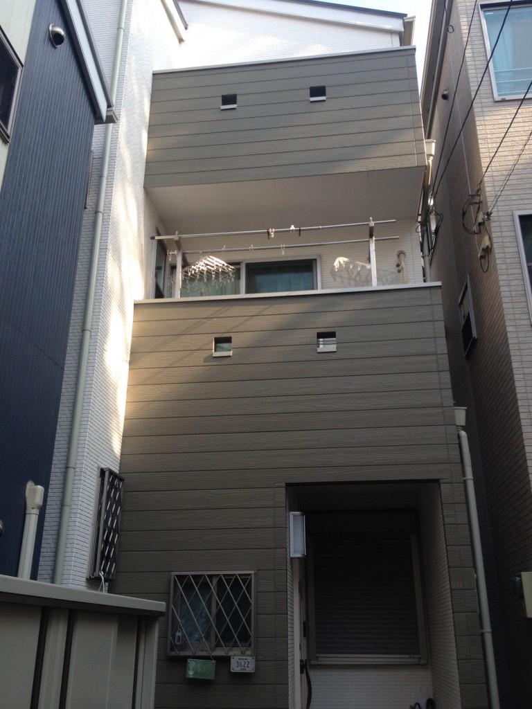 Shin Itabashi House