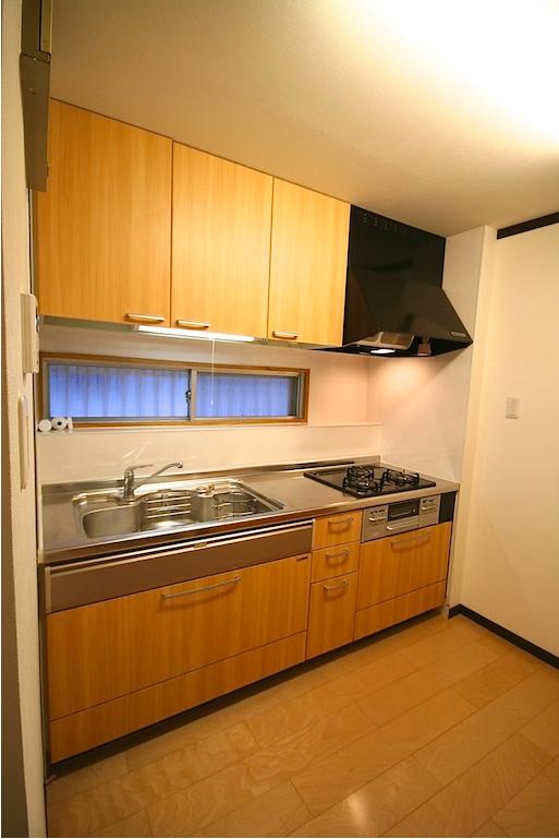 Villa Arashiyama kitchen. Photo: bee-crew.com