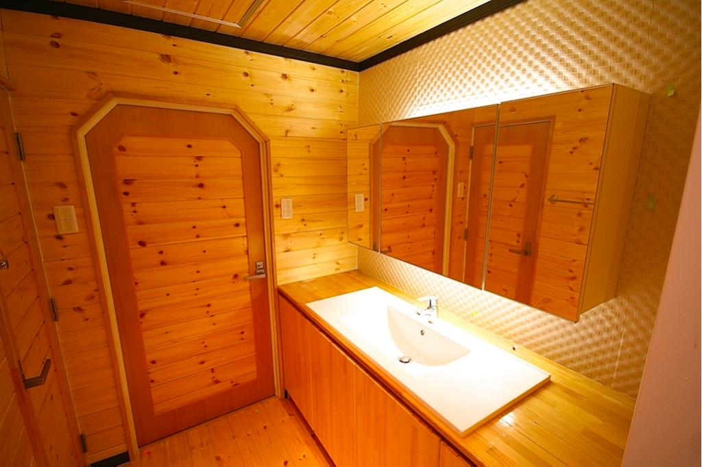 Villa Arashiyama powder room. Photo: bee-crew.com