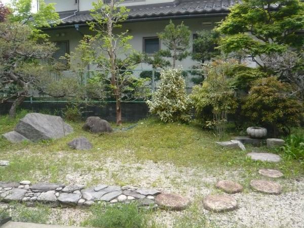 Landscaped Garden Fukuchiyama City House For Sale Blog