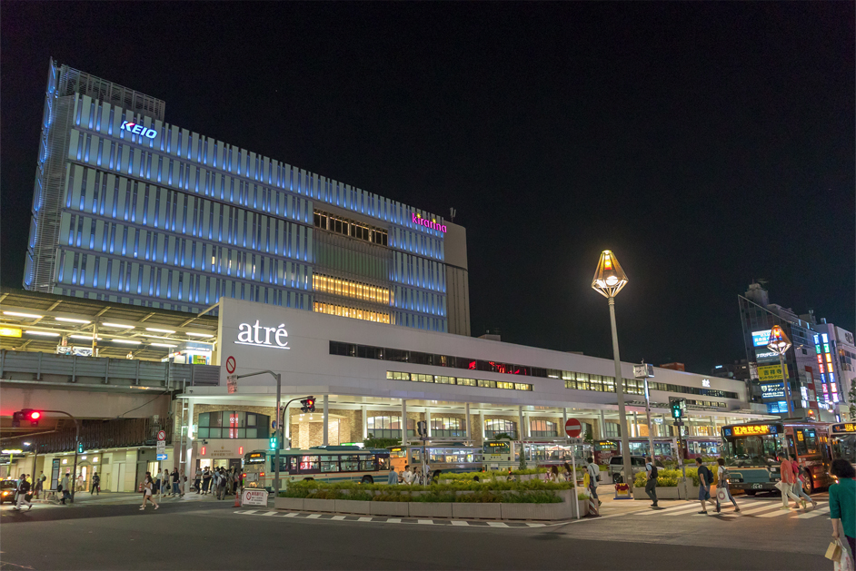 Major department and chain stores can be found near the station area. Photo: Nayalan Moodley