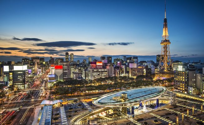 Nagoya Area Guide Real Estate Japan