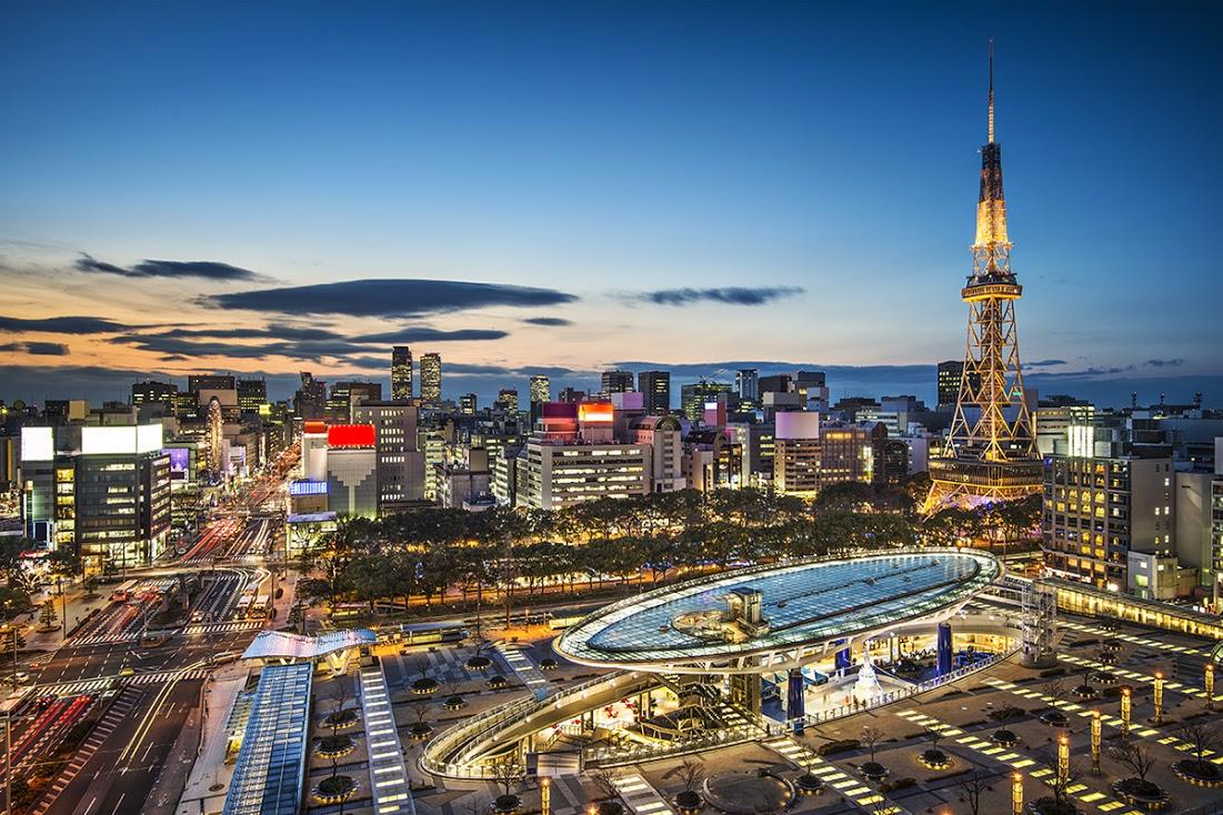 Nagoya City Guide - Blog