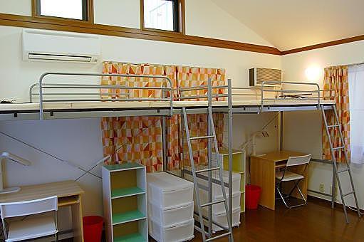 bunk in share house kitasando shibuya tokyo blog. Black Bedroom Furniture Sets. Home Design Ideas