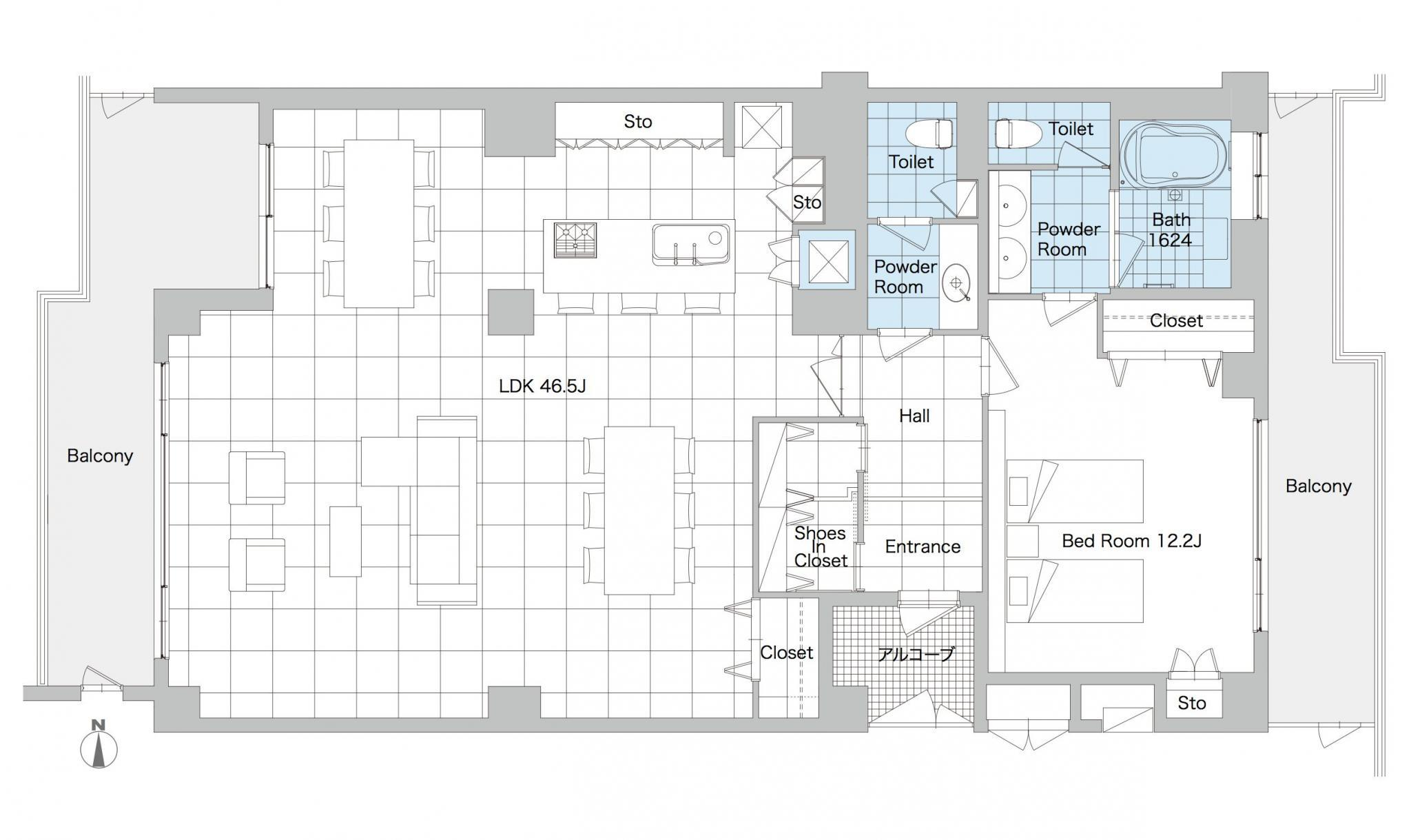 Floorplan luxury apartment for sale higashiyama kyoto blog for Apartment building plans for sale