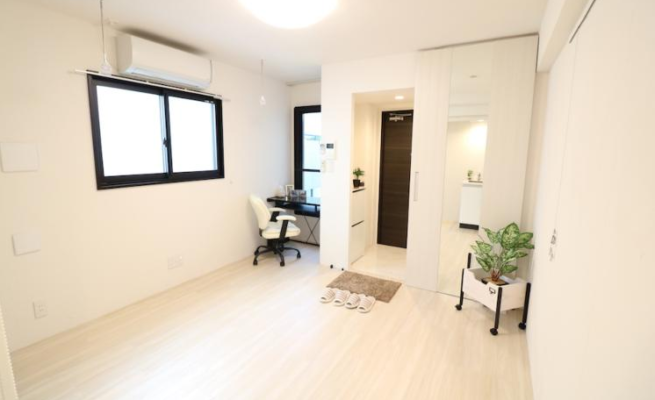 Studio apartment for rent Yoga Tokyo No Key Money