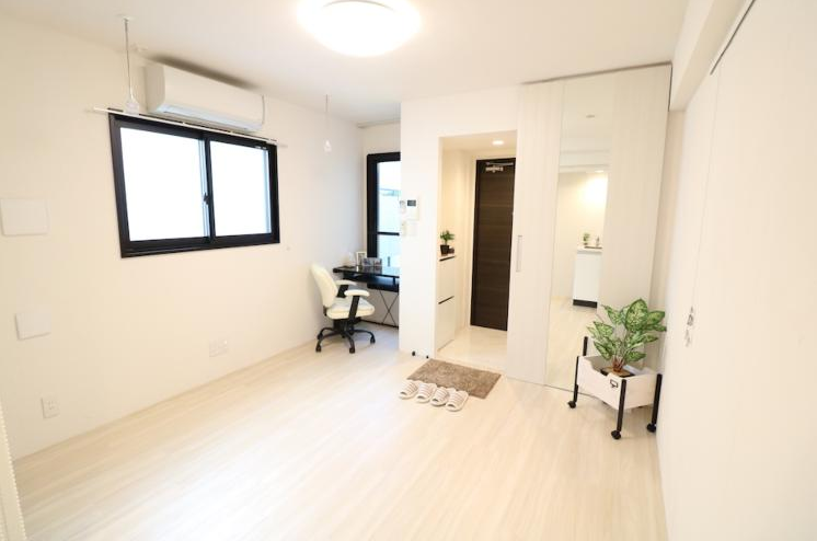 Beau Studio Apartment For Rent Yoga Tokyo No Key Money