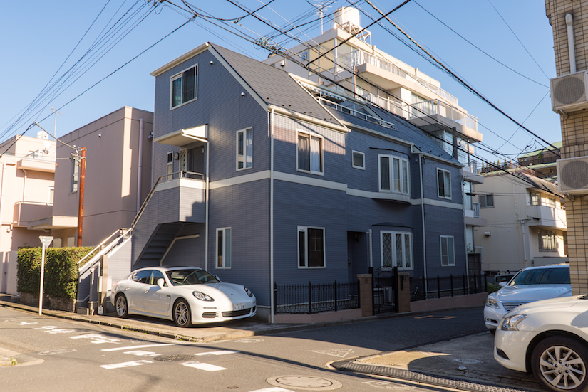 Shibuya Apartments For Sale