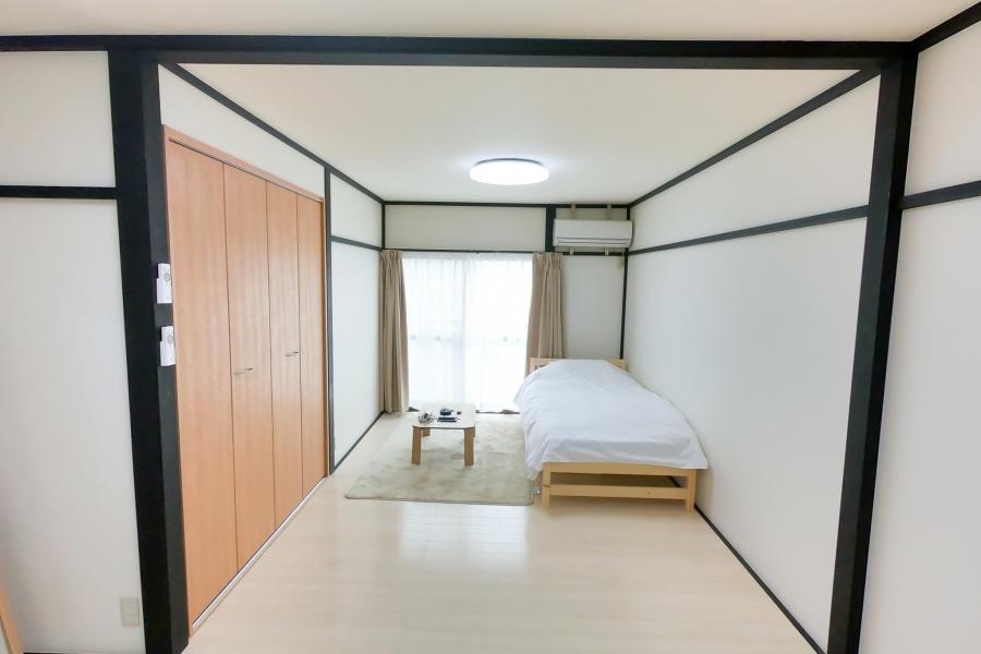 Furnished apartment for rent in Chiba