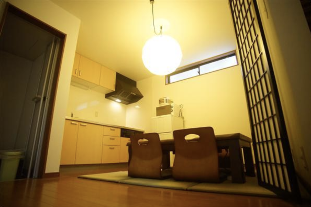 Renovated house for sale in Kyoto