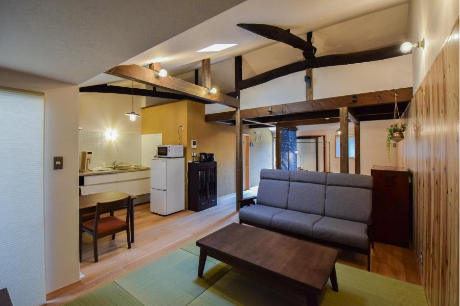 Kyoto vacation rental - Renovated machiya