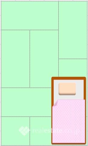臥室7.5帖