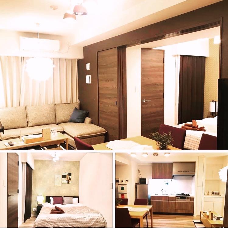 日本月租公寓