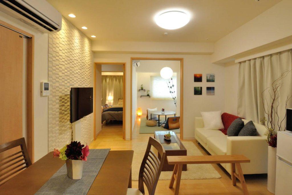 上野家庭式出租公寓