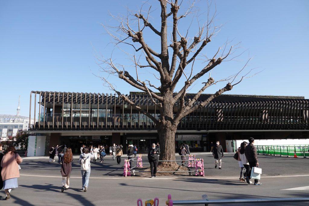 上野車站公園口