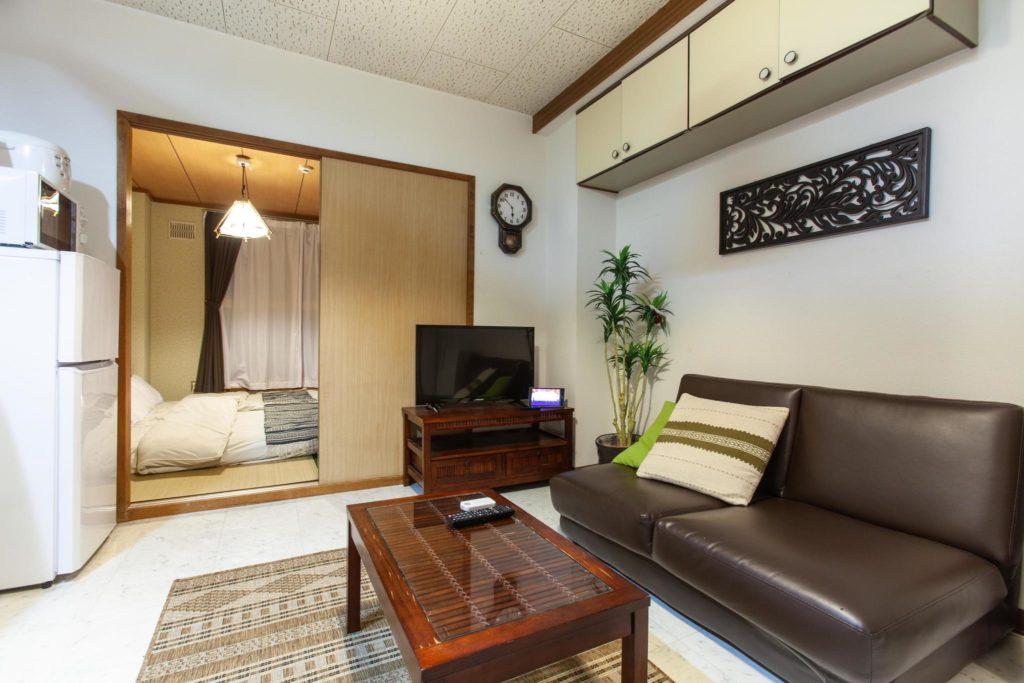 札幌−家庭民宿