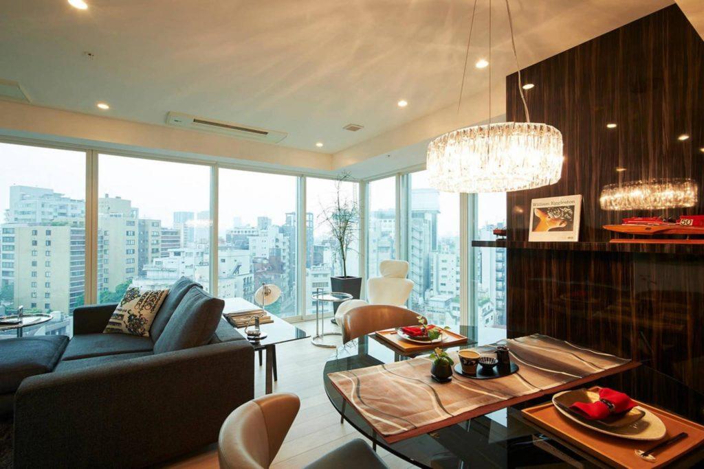 東京六本木高級出租公寓