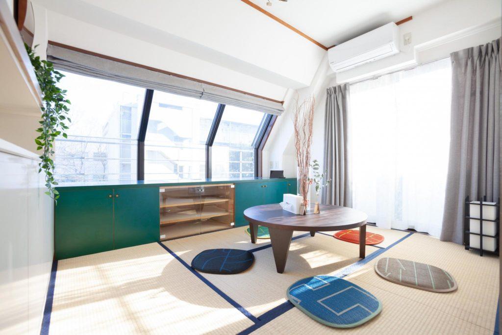 東京廣尾家庭公寓可做民宿
