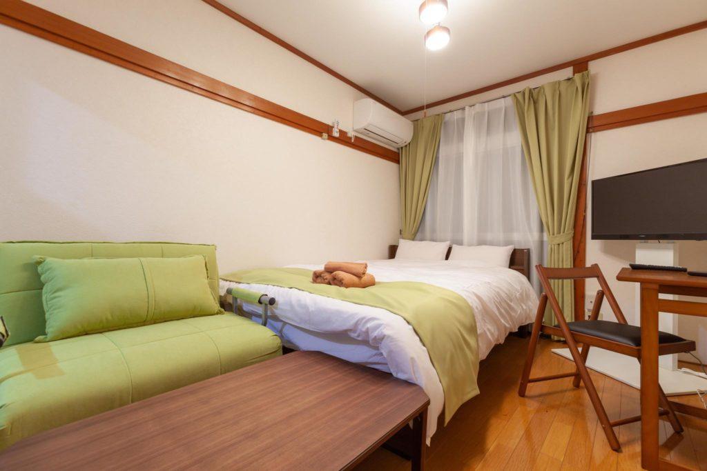 東京西池袋住宿公寓