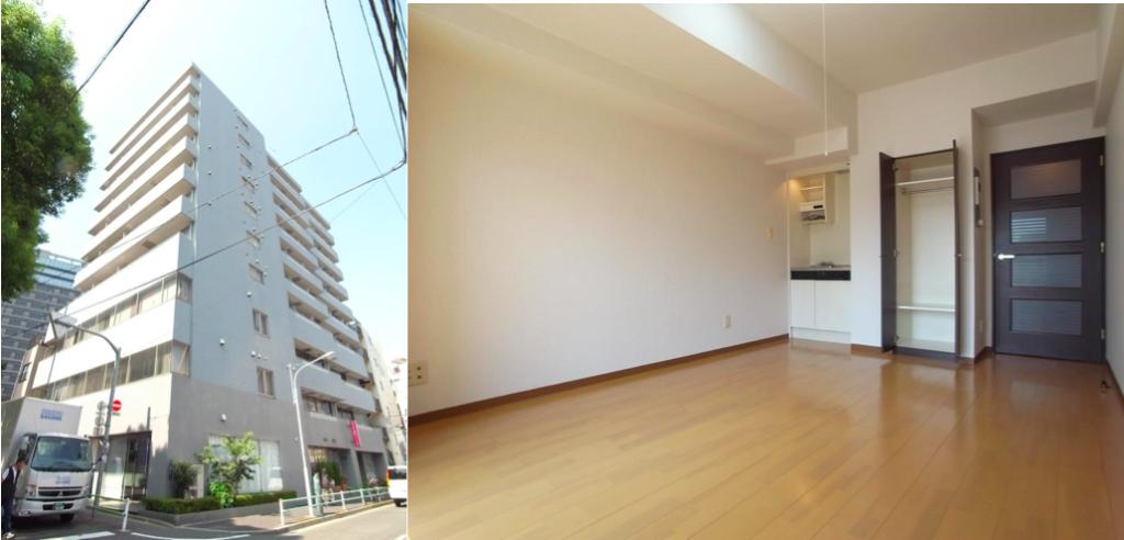 上野車站-台東區役所-套房公寓