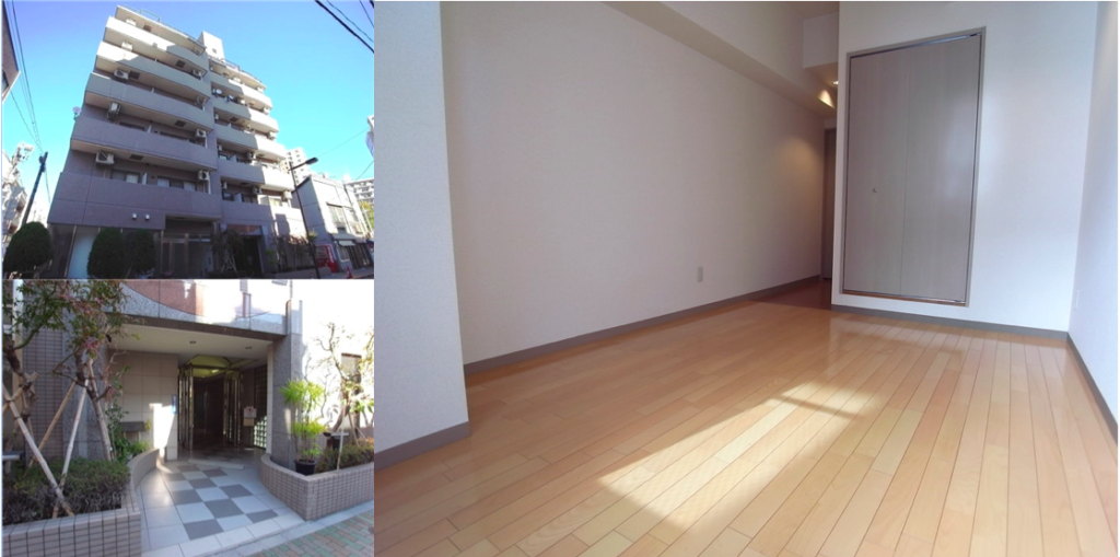 上野-角部屋-公寓