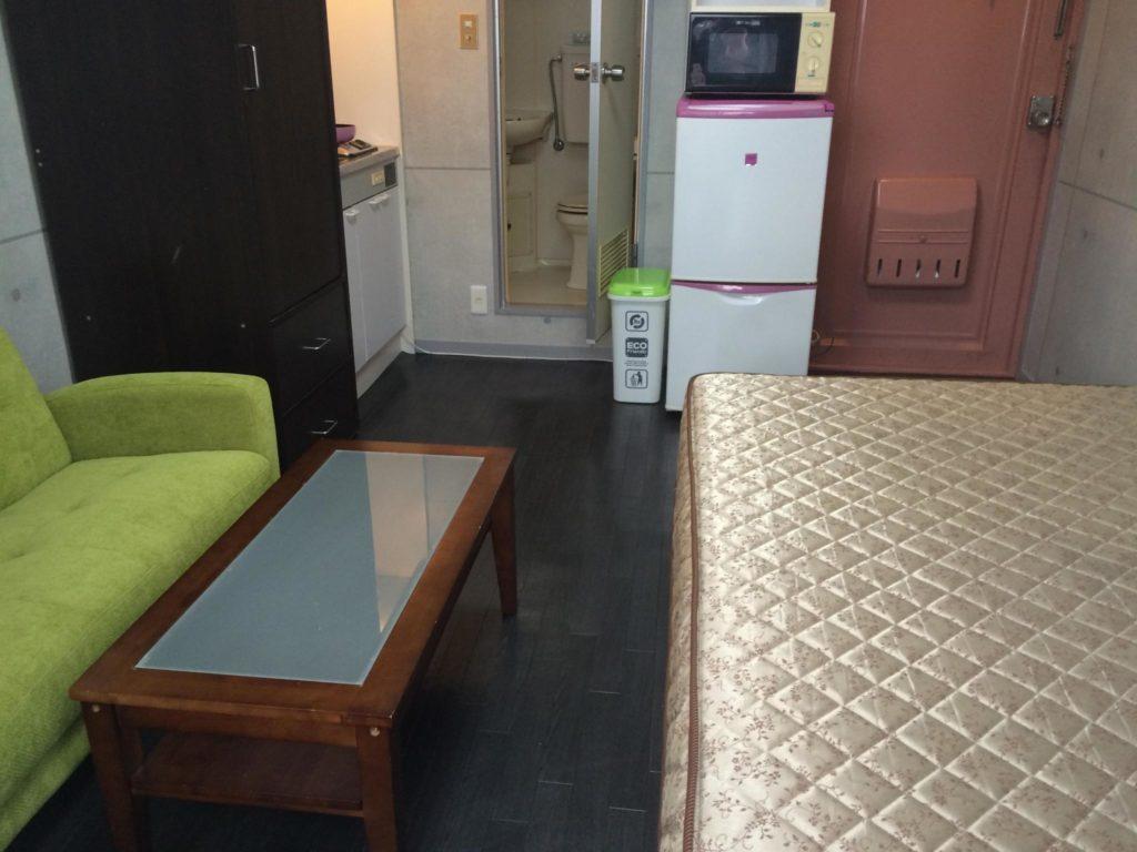 天王寺家具家電公寓
