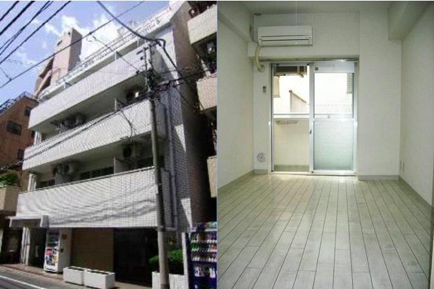 北上野-套房-出租公寓