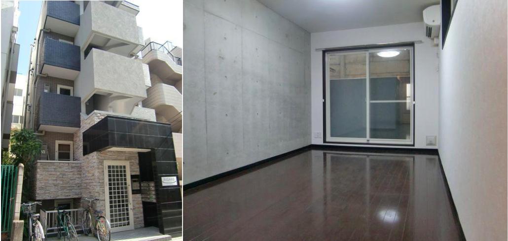東京藝術大學-上野-套房-公寓
