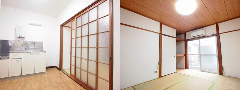 東京租屋平價池袋公寓