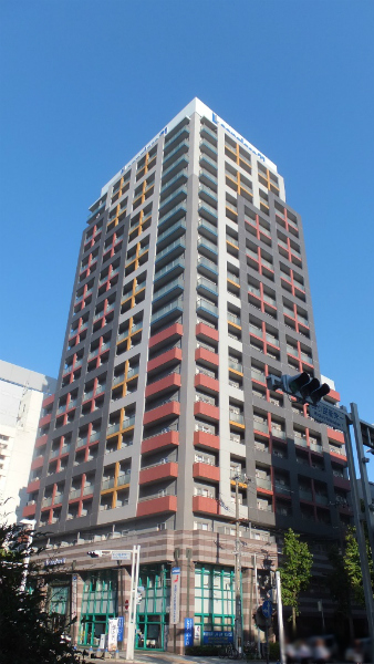 名古屋-新栄町-大樓公寓