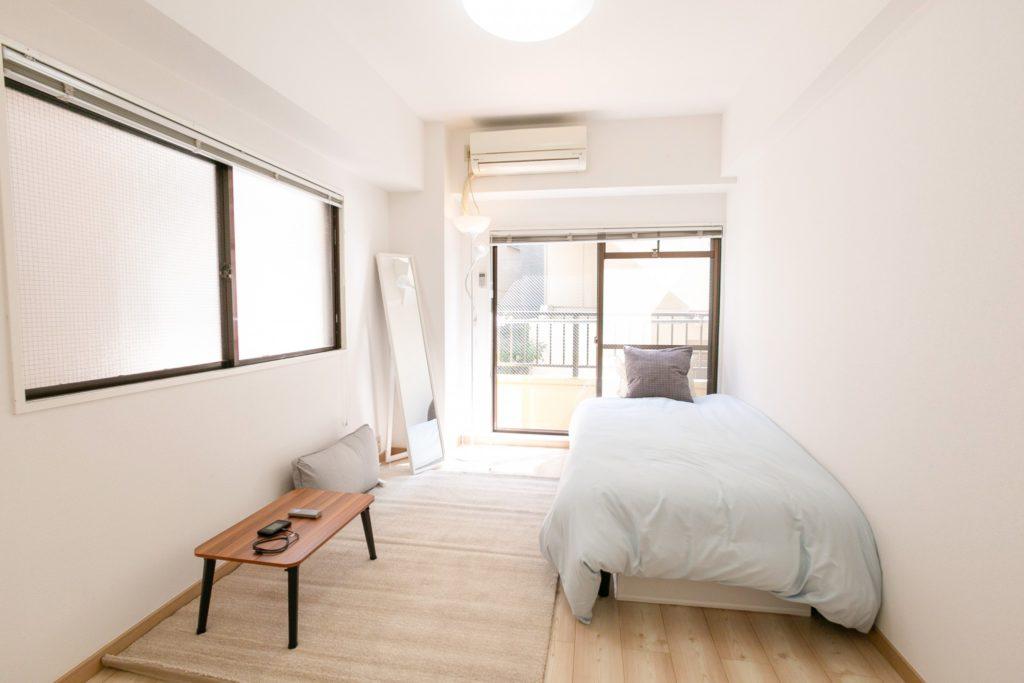 附家具家電的套房公寓-澀谷