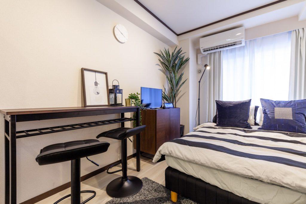 包家具家電公寓-新宿