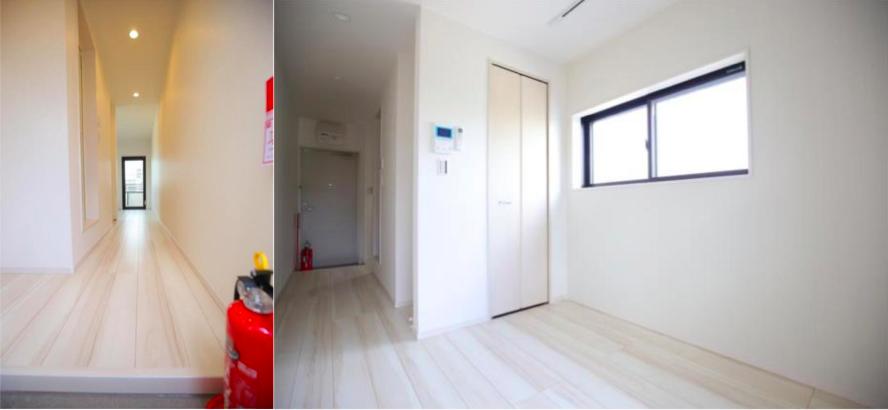 東京-住宿-公寓-角部屋-五反野