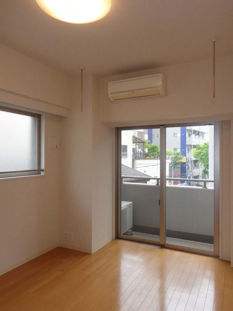 千葉縣船橋市1K公寓,京成船橋站步行7分鐘,目前提供1個月免費租金。