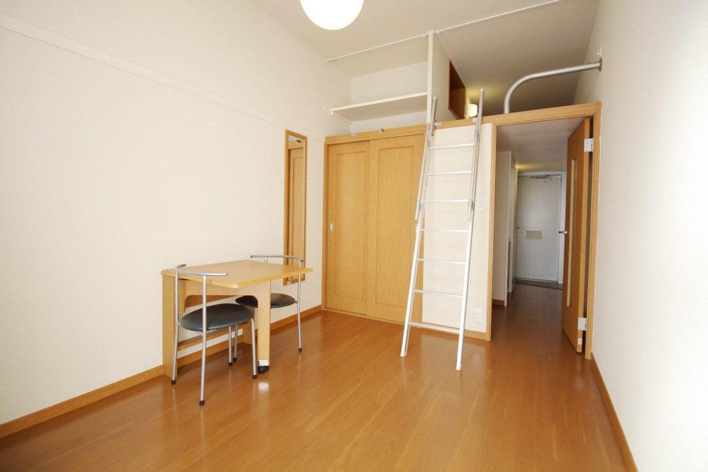 大阪市阿倍野區1K公寓,昭和町站步行3分鐘,目前提供2個月免費租金。(點