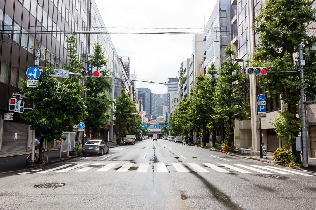 東京神田街道