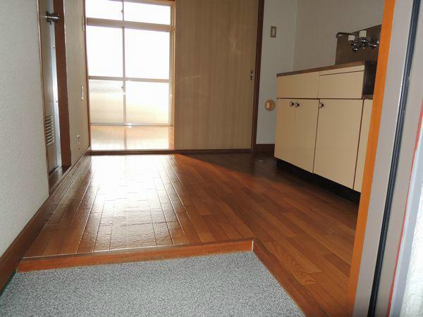 日本公寓的廚房