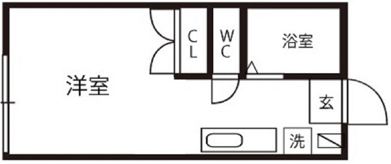 1R-公寓平面圖