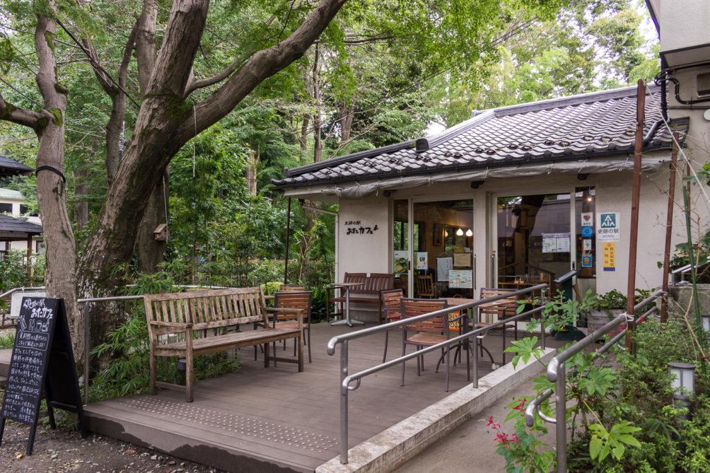 國分寺-咖啡店