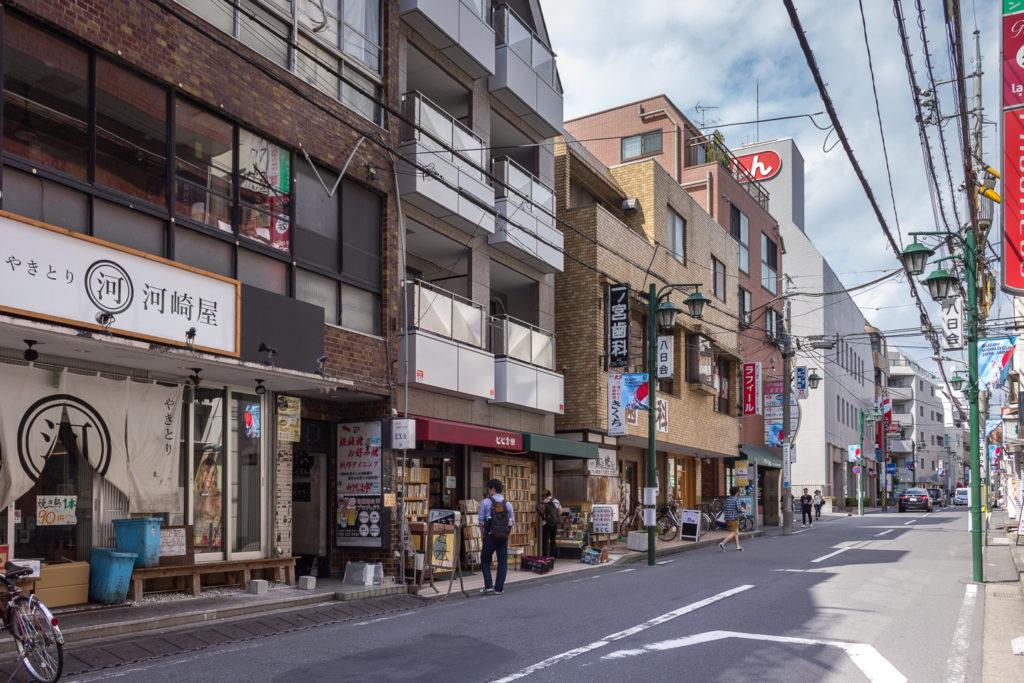 國分寺-街道-商店街