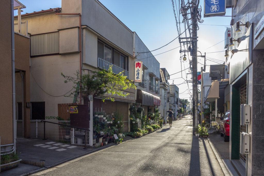武蔵境-東京-巷弄