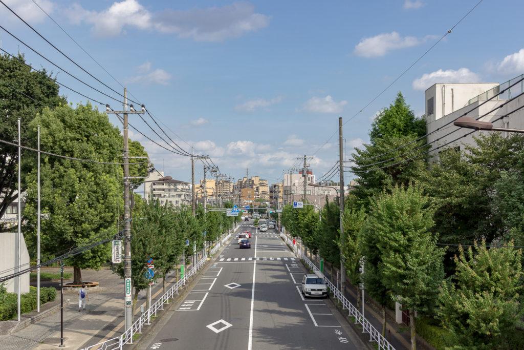 立川-日本街道