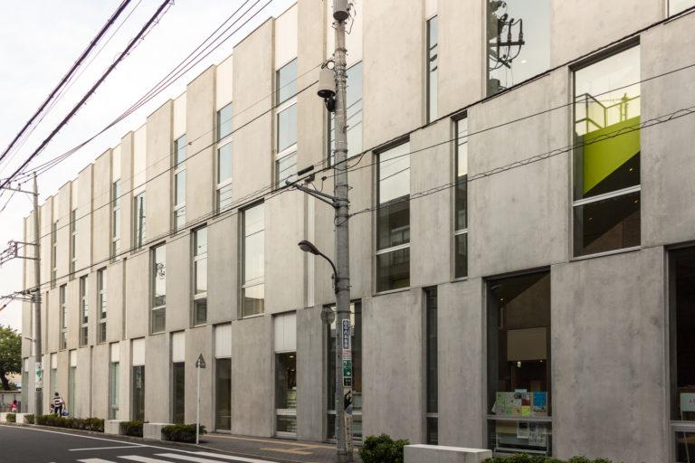 立川-柴崎圖書館