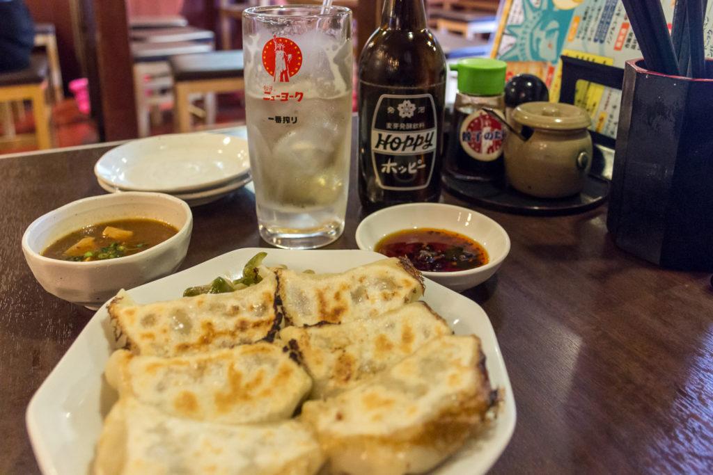 立川-煎餃