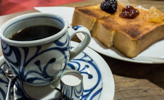 西荻窪-咖啡店