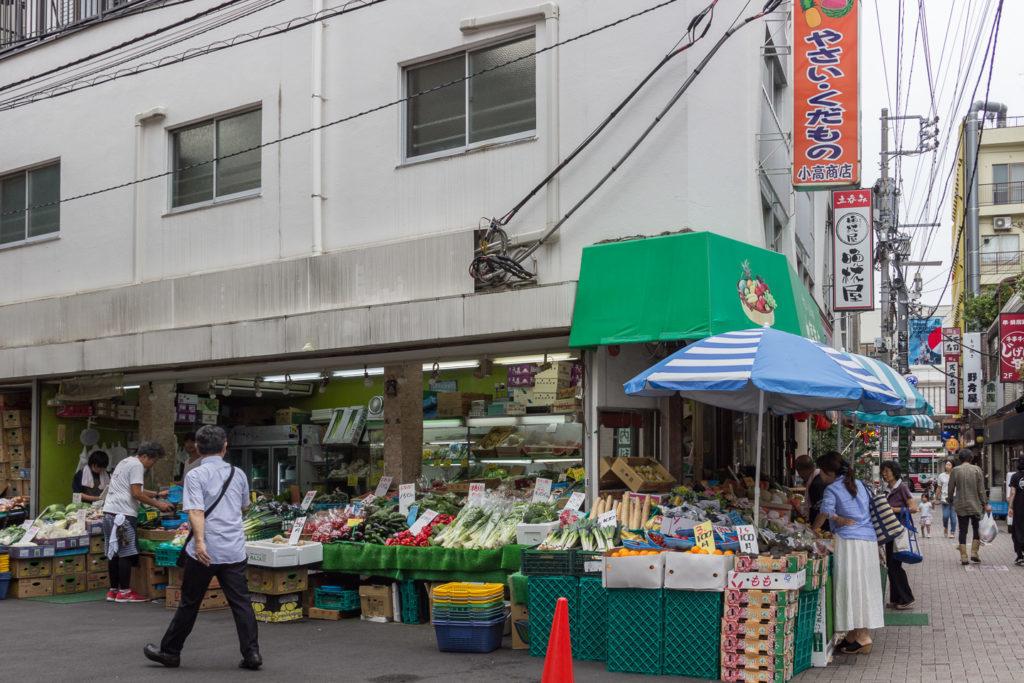 西荻窪-商店