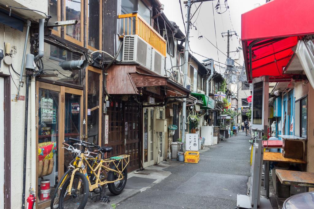西荻窪-老街