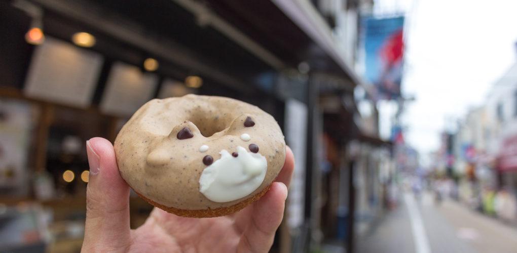 高圓寺-甜甜圈