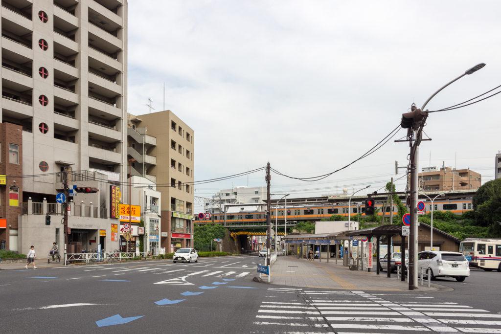 日野市-中央線-日野站前西口