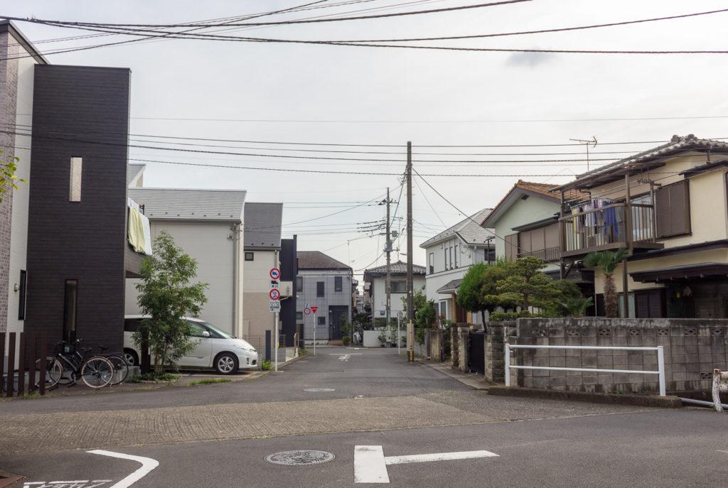 日野市-日本住宅區